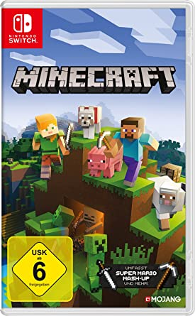 Minecraft Nintendo Switch Edition Nintendo Switch Amazonde Games - Minecraft artige spiele