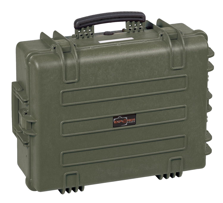 GT LINE エクスプローラーケース 防塵防水トランク(内装ウレタンフォーム付) 5822.グリーン B01LAVB8BC