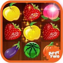 Fruitscapes - Farm Fresh Match 3 Game