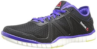 quality design 3ccc4 df687 Reebok Zquick TR Lux Femmes Noir Chaussures Baskets de Sport EU 42,5