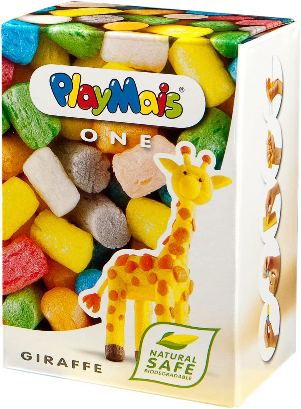 Playmais - 160037 - Loisir Créatif - One Girafe: Amazon.es ...