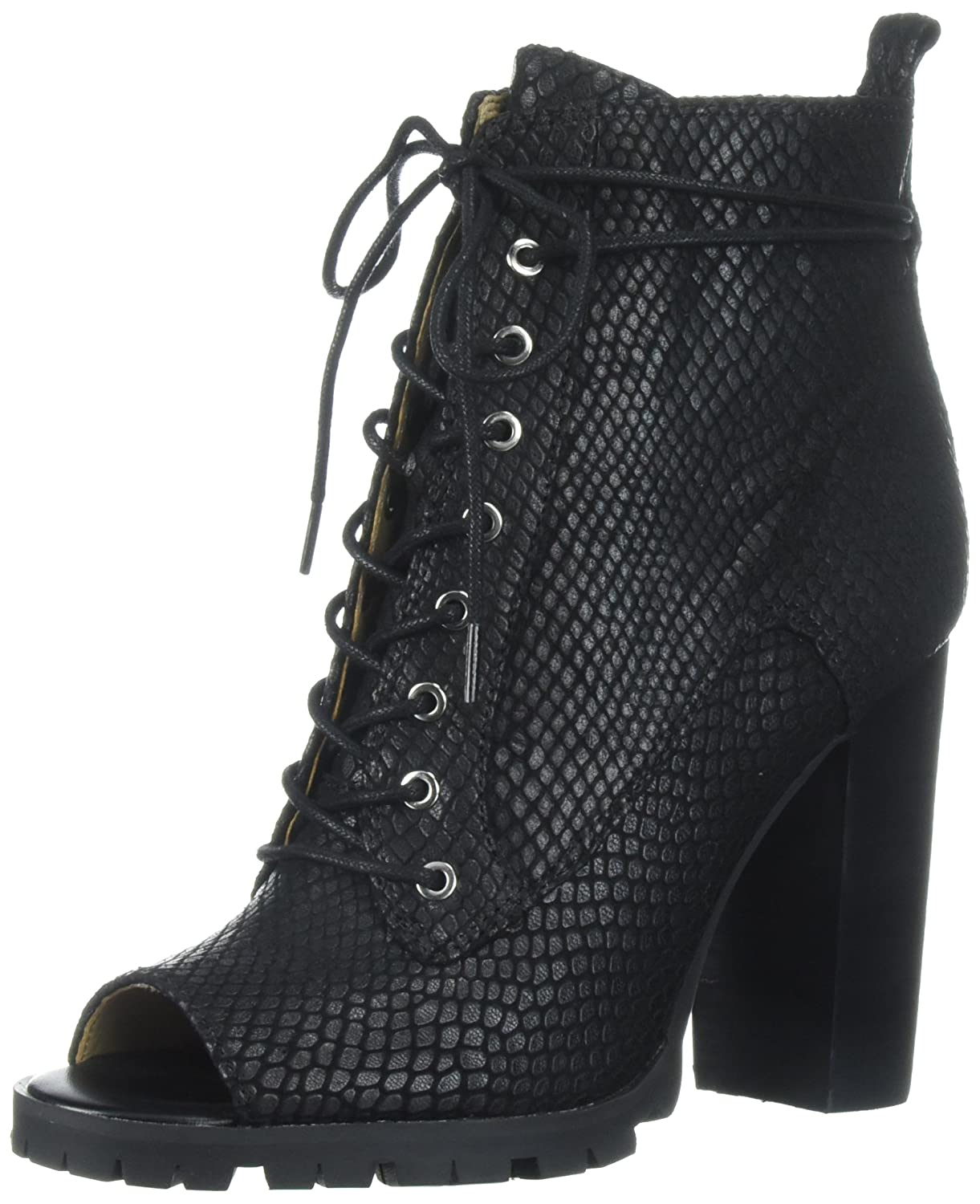 Katy Perry Women's The Monica Ankle Boot B06XDJ2QSY 9 B(M) US|Black