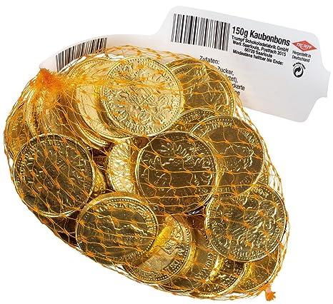 Oro Digital 5 x150g. Redes de Trumpf kaubonbon con chocolate