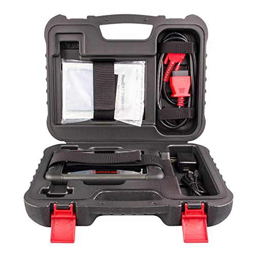 Autel MaxiDas DS808K is an Diagnostic Scanner that is easy to carry, lightweight, portable, and compact