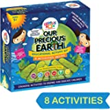 Genius Box Educational Toy for 5+ Year Age: Our Precious Earth DIY, Activity Kit, Experiment, Learning Kit, Educational Kit, STEM Toy