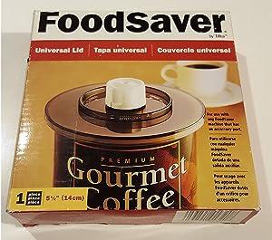 FoodSaver T03-0020-01 Universal 5.5 Inch Vacuum Packaging Lid