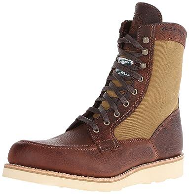 b1e302c98a40 Wolverine 1000 Mile Men s Rowan Lace Up Boots