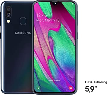 Samsung Galaxy A40 - Smartphone (reacondicionado): Amazon.es ...