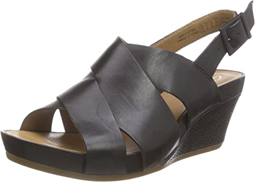 Clarks Rusty Rizz, Women's Wedge Heels