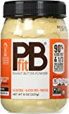 PBfit All-Natural Peanut Butter Powder, 8 Ounce