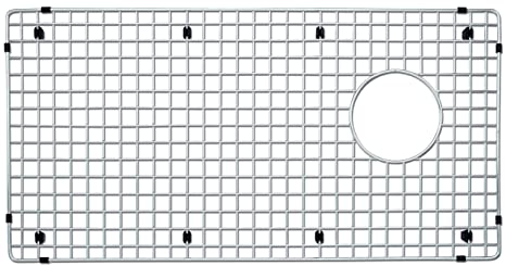 BLANCO 221010 Stainless Steel Sink Grid for DIAMOND Kitchen Sinks - Kitchen  Sink Rack - BLANCO Sink Protector