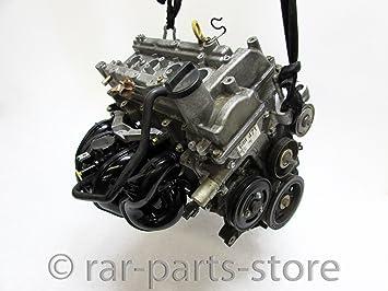 Daihatsu Sirion II M300 original Motor 1KR K3 VE 1 3 / 16 V 64KW
