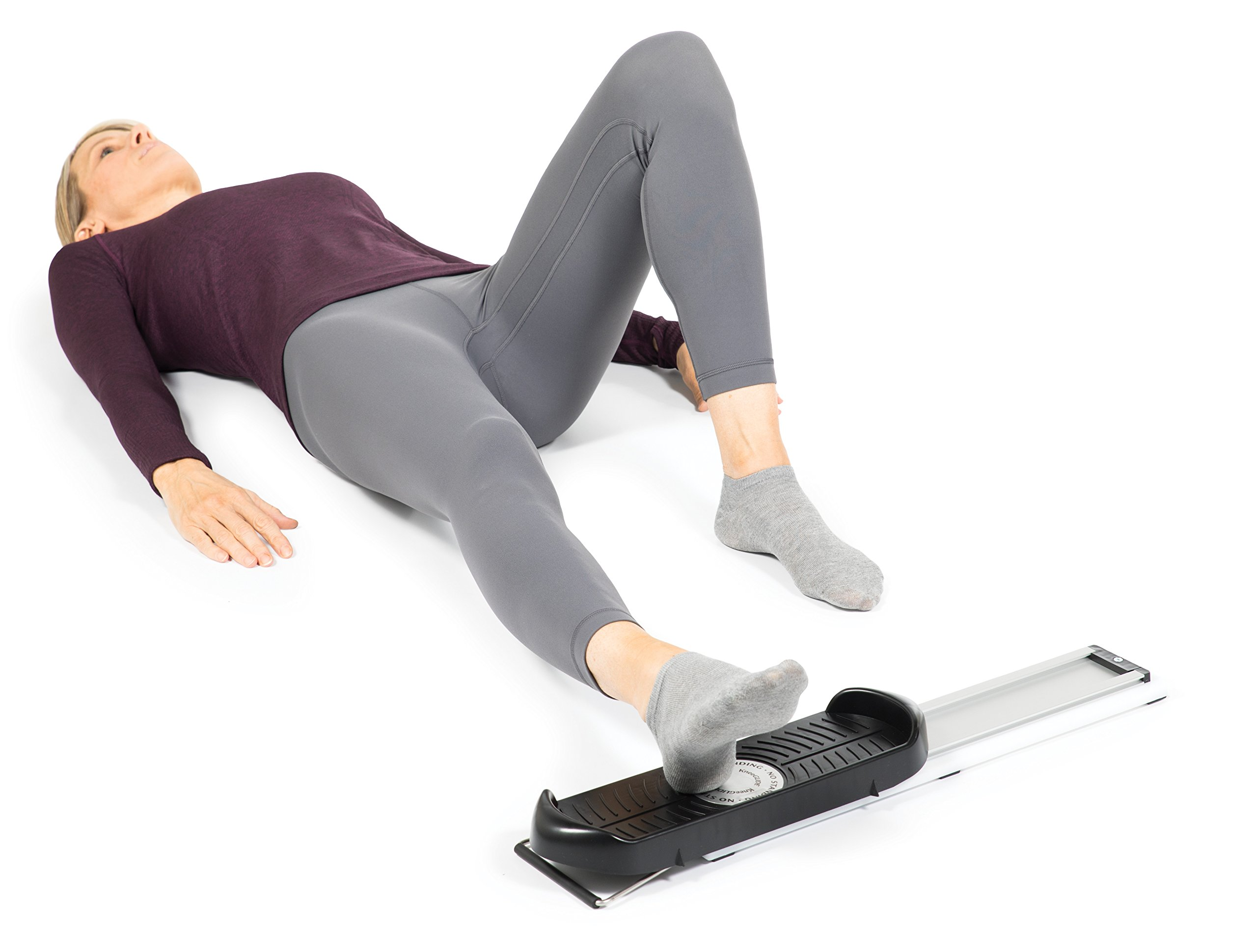 Knee Glide - An Exercise Tool for Therapy After Knee Replacement | Rehabilitation for ACL, PCL, Shoulder, Rotator Cuff Surgery, or Hip Replacement by OPTP (Image #7)