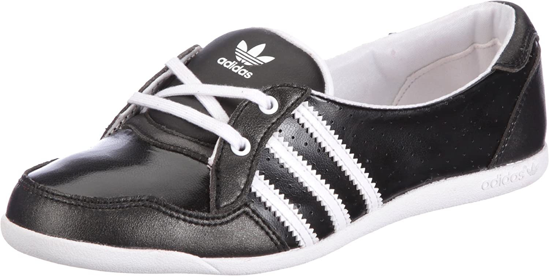 adidas Originals Forum Slipper K, Sandales fille Noir