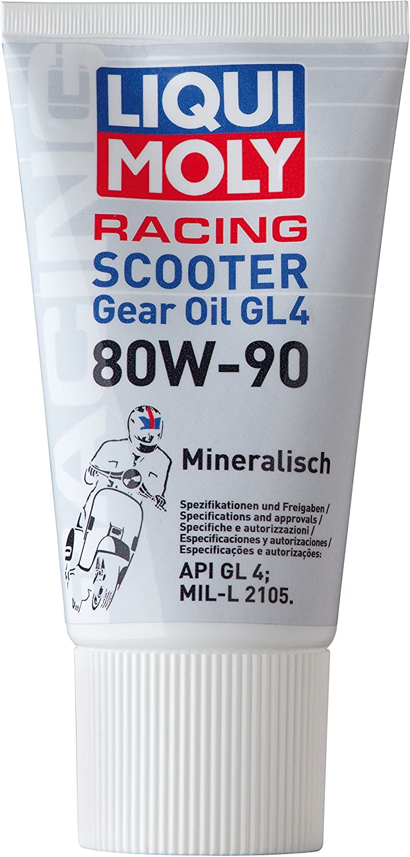 Liqui Moly. Aceite para moto de carreras 1680 Gear GL 80 W-90 4 150 ml