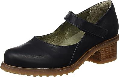 Womens N5100 Ibon Kentia Shoes with Vertical Strip El Naturalista zSoSmit