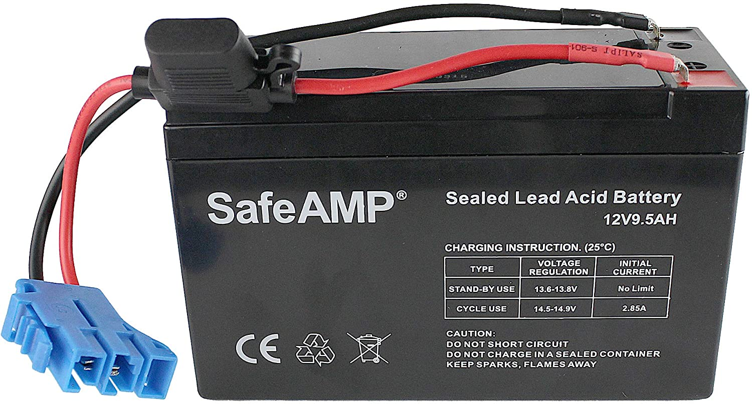 SafeAMP Replacement Battery for Peg-Perego 12-Volt Battery