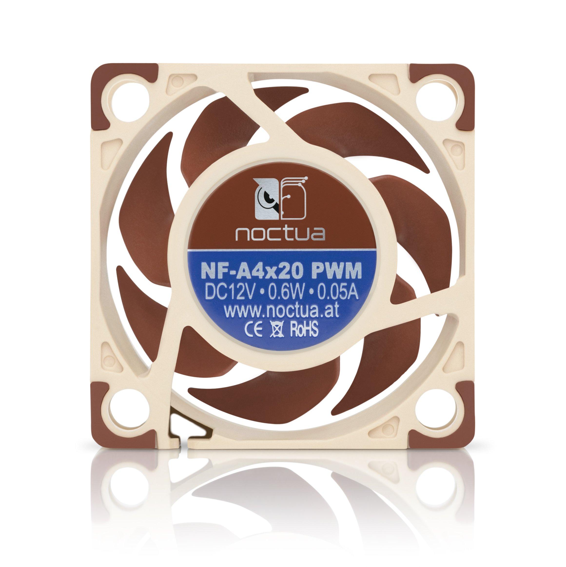 Noctua NF-A4x20 PWM premium-quality quiet 40mm fan