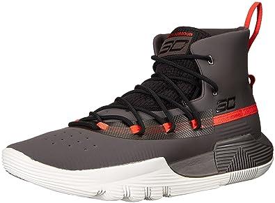 Chaussure Pour Under Sc 3zer0 De Basketball Armour HommeGris Ii oCQrBxWed