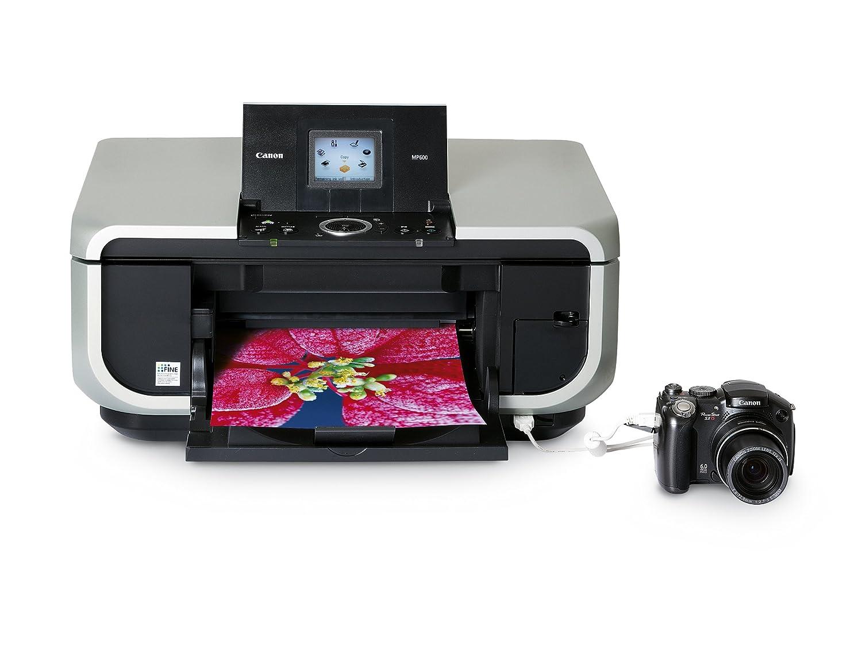 amazon com canon pixma mp600 all in one photo printer with easy rh amazon com canon printer mp600 manual canon pixma mp600 printer manual