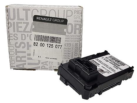 Renault 8200125077 - Lector de Tarjetas Original con ...