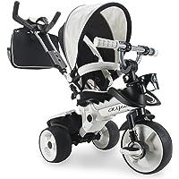 INJUSA - Triciclo City Max Blanco para Bebés