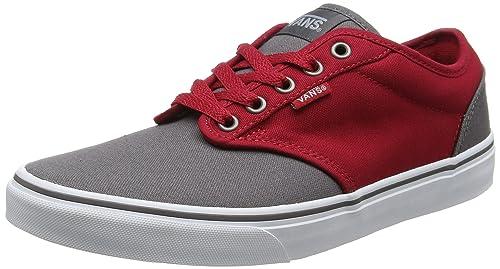 Mens Mn Atwood Low-Top Sneakers Vans eFwSlR