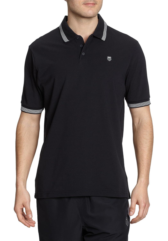 K-SWISS - Camiseta de pádel para Hombre, tamaño XL, Color ...