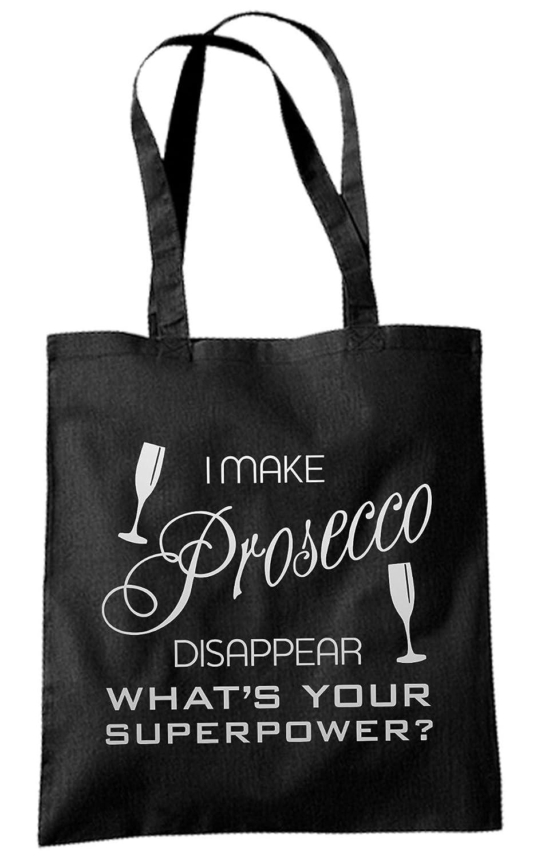 I Make Prosecco Disappear Tote Bag