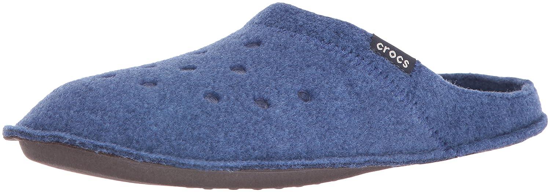 Crocs Classicslipper, Chaussons Mixte Crocs Adulte Adulte Bleu Bleu (Cerulean Blue/Oatmeal) e03cfed - shopssong.space