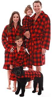 58e3f543d1 Amazon.com   followme Matching Family Buffalo Plaid Adult Onesie ...