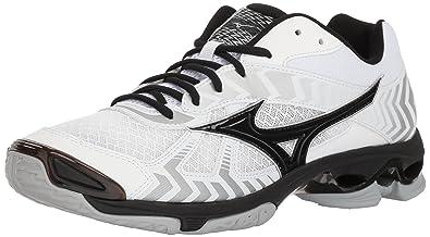 zapatillas de running de hombre mizuno wave fortis 6 blanca