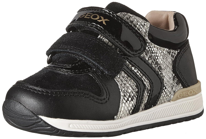 Geox B Rishon B, Sneakers Basses bébé Fille Sneakers Basses bébé Fille