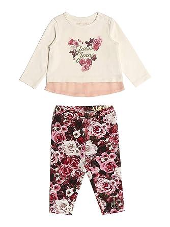 Fleurs Guess Rose T Shirt Bébé Amazon Et À Fille Legging Ensemble rx8wqrT 075111e9c75