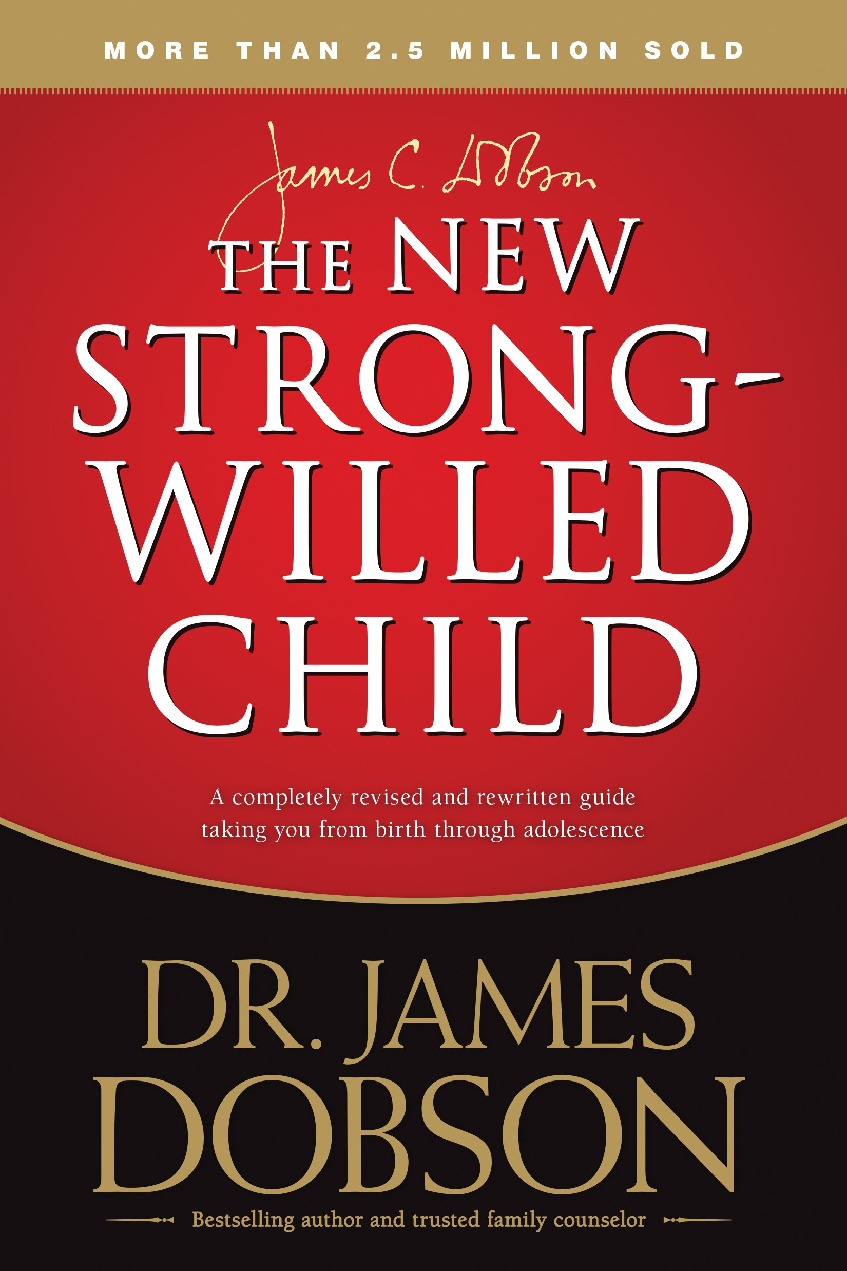 The New Strong-Willed Child pdf epub
