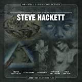 Original Album Collection: Discovering Steve Hackett (Ltd. 5CD Edition)