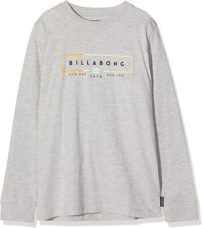 BILLABONG Unity LS tee Boy Camiseta para Niños: Amazon.es: Deportes y aire libre