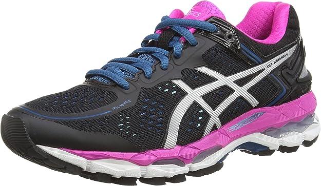 Asics Gel-Kayano 22, Zapatillas de Running para Mujer: Amazon.es: Zapatos y complementos