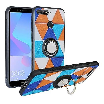 Amazon.com: Alapmk - Carcasa para Huawei Y6 2018 / Y6 Prime ...