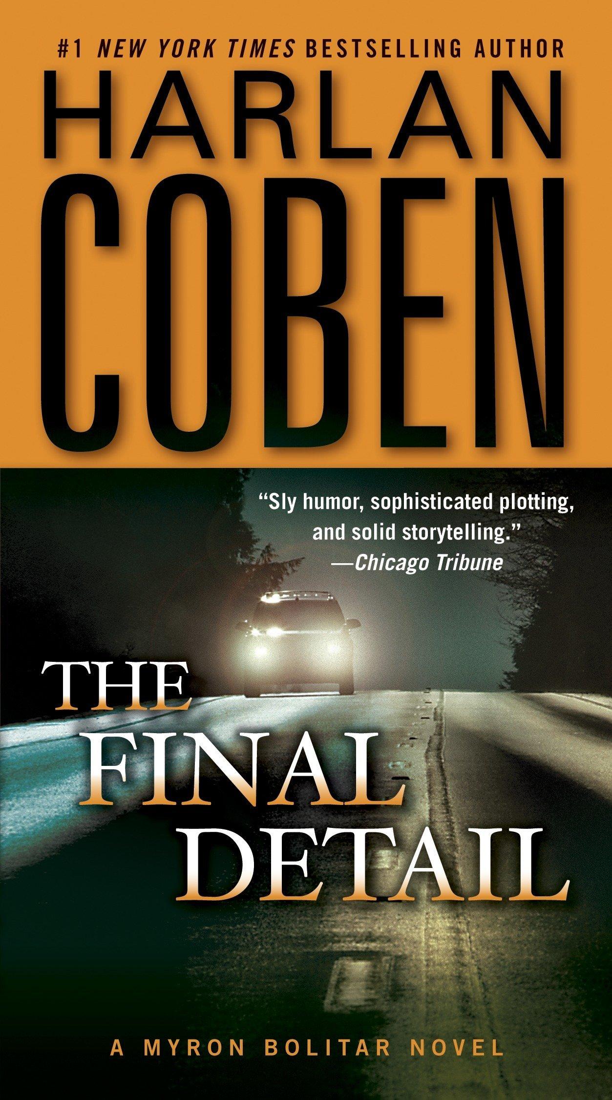 Download The Final Detail (Myron Bolitar, Book 6) pdf epub