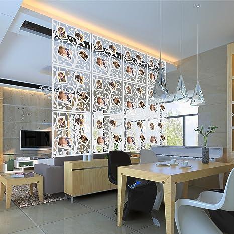 Amazoncom Kernorv Hanging Room Divider 12pcs Environmental PVC