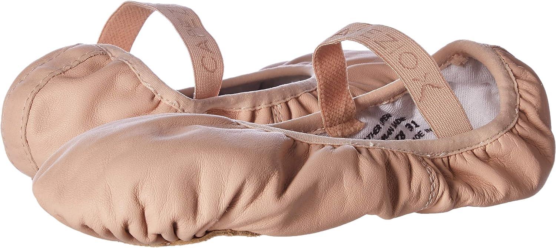 Ballet Pink Capezio Womens Lily