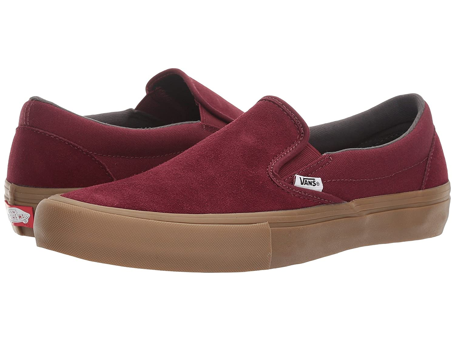 [バンズ] Vans メンズ Slip-On Pro スニーカー [並行輸入品] B06XNP9X79 25.0 cm D|Port Royal/Gum Port Royal/Gum 25.0 cm D
