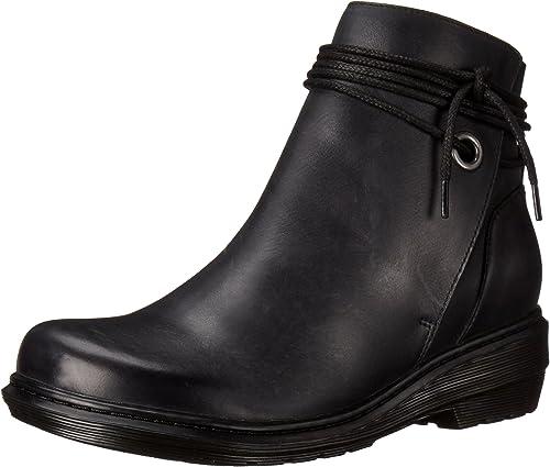 Dr. Martens Damen Shelby Oily Illusion Black Combat Boots