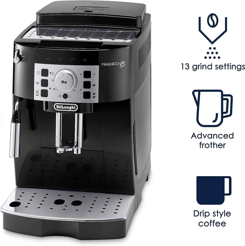 Amazon.com: DeLonghi ECAM22110B Cafetera automática ...