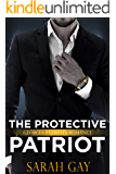 The Protective Patriot: Georgia Patriots Romance (Moore Family Romance Book 2)