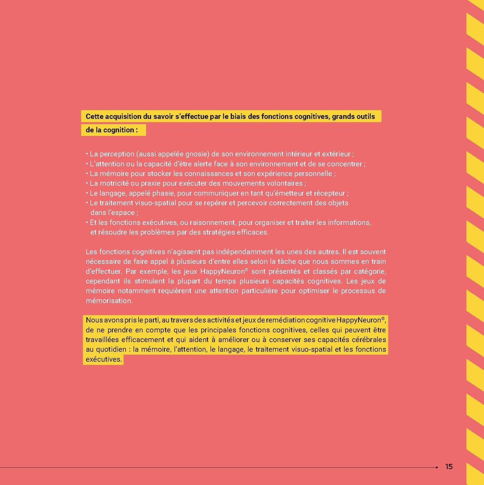 Amazon.fr - HappyNeuron : La méthode d'entrainement cérébral - HappyNeuron  - Livres