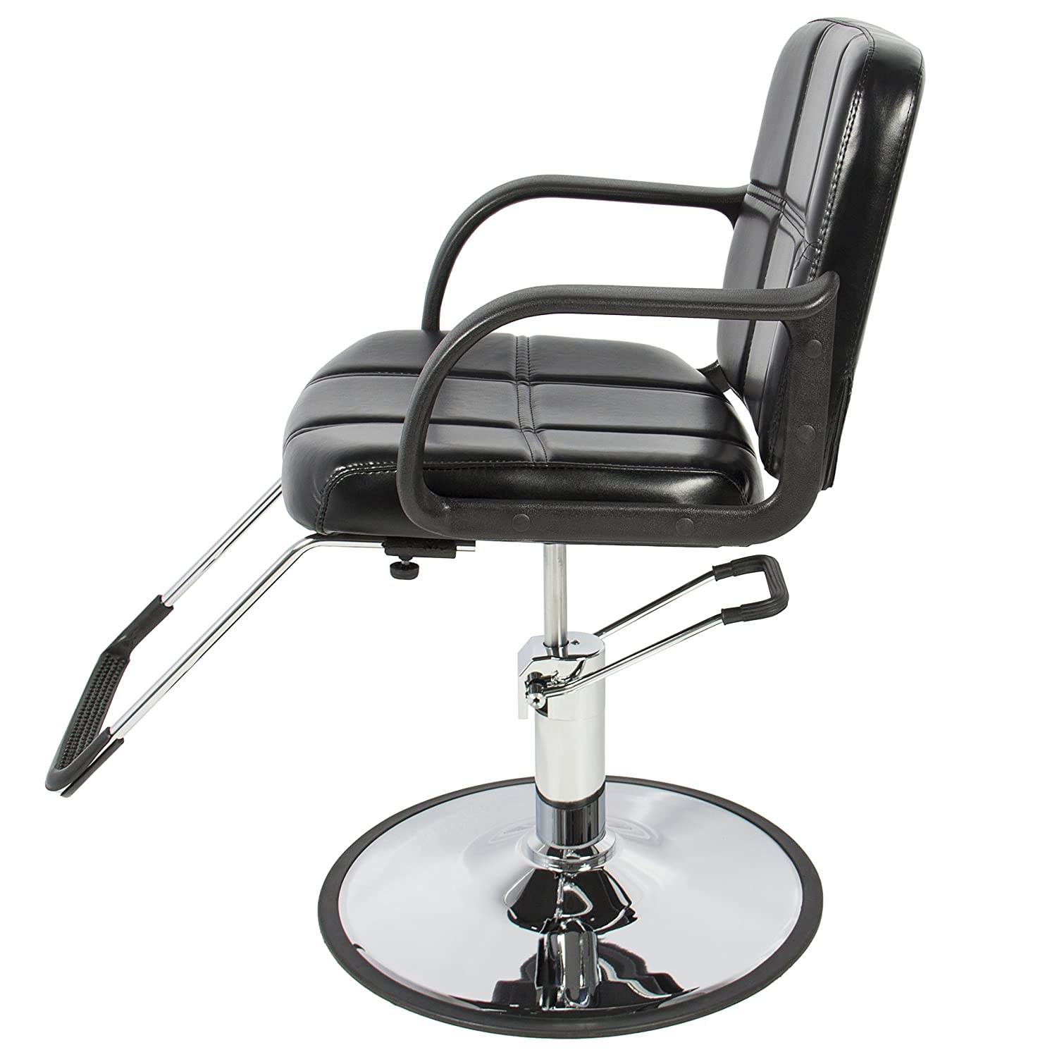 Amazon Hydraulic Barber Chair Styling Salon Work Station