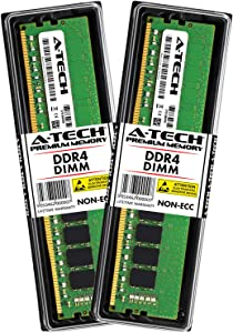 A-Tech 16GB Kit (2 x 8GB) for Dell XPS 8930 T8930 8920 T8920 8910 T8910 8900 T8900 Desktop Computer Memory Ram Modules