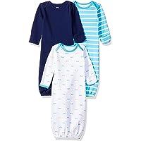 Amazon Essentials - Pack de 3 sacos de dormir de bebé para niño